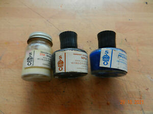 winsor and newton vintage inks