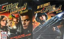 Starship Troopers 3: Marauder 2 DVD & DIGITAL COPY  & MAKING OF DVD ,WIDESCREEN