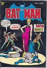 BATMAN N° 10 ed. Cenisio