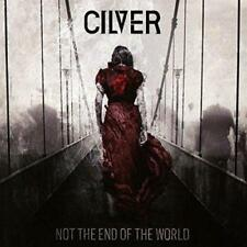 Cilver - Not The End Of The World (NEW CD)