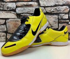 Para Hombre Nike Total 90 Shoot Amarillo Fútbol Botas Zapatos Zapatillas Uk 10.5 EU 45.5
