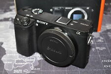 Sony Alpha 6300 Body chassis solo 4.922 inneschi OVP telecamera 2j. gewährl/rivenditori