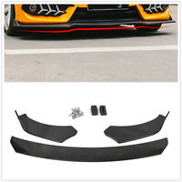 Front Bumper Lip Spoiler Body Kit For LEXUS IS200t IS250 IS350 GS350 GS450H