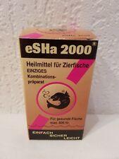 eSHa 2000 20ml - Heilmittel für Zierfische für 800 Liter Aquarium Fische