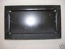 Vestal Fireplace Black Steel Bottom Clean Out Door 6 1/2