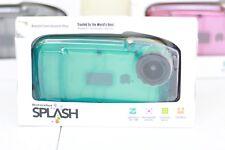 Watershot Splash Waterproof Camera Housing for Iphone 6 in Teal. Brand new