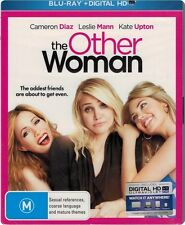 """THE OTHER WOMAN"" Blu-ray + Digital HD UV (Region B) Brand New & Sealed"