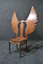 SUMMER SALE! Angel demon chair for Dolls 12 in 1/6  Barbie FR