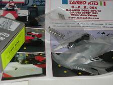 Tameo Kits 1:43 KIT CPK 004 Mc Laren Ford MP4/1C GP USA West 1983 NEW