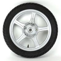 Cerchio posteriore con pneumatico originale Peugeot LXR 200 09 14
