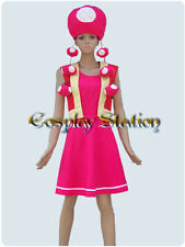 Nintendo Toadette Cosplay Costume_commission141