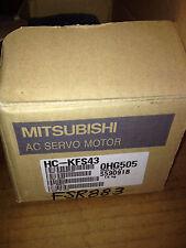 NIB NEW MITSUBISHI HC-KFS43 HCKFS43 400W AC SERVO NIB NEW