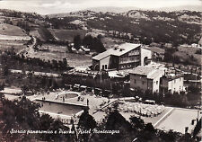 #ROCCA DI CAMBIO: SCORCIO PANORAMICO E PISCINA HOTEL MONTECAGNO