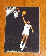 hampton institute basketball pocket schedule  1979-80