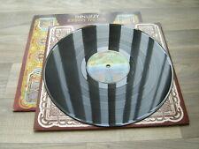 rock hard LP irish *1ST PRESS* THIN LIZZY Johnny The Fox 1970s *EX* PHIL COLLINS