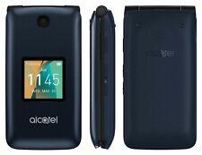 New Alctel 4044 At&T Flip Phone, At&T 4G Lte Alctel Cingular Flip 2