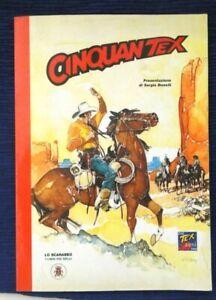 CINQUANTEX TEX 50 ANNI - LO SCARABEO SAGGIO + FUMETTI