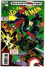 The Amazing Spider-Man #383-385 (1993) Marvel Avg VF/VF- Trial by Jury 1-3
