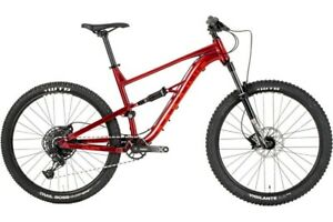 £1050 COLLECTED - Calibre Bossnut XL Frame Full Suspension Mountain Bike