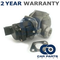 FOR CITROEN C4 GRAND PICASSO 1.6 HDI 110 DIESEL (2007-11) EGR EXHAUST GAS VALVE