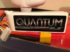 SLS QUANTUM Lipo 2200mAh 4S1P 14.8V 30C/60C mit XT-60 Stecker! Qualitäts-Lipo!