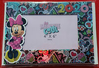 "2020 Minnie Mouse Cool - Walt Disney World 6"" x 8"" Frame New Sealed In Package"