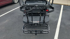 Club car ez-go Yamaha  (2-bag) golf bag holder for your golf cart