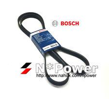 BOSCH Multi Acc DRIVE BELT for BMW Z4 10.07-04.11 3.0L DOHC E85 E86 E89 N52B30