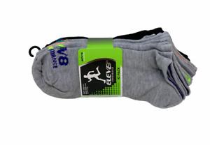 Elev8 Performance Boys Sock Size 9-11 Shoe Size 4-10