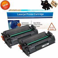 2PK CF289A 89A Toner (No Chip) for HP LaserJet Pro M507dn M507n MFP M528dn M528f