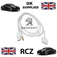 Câbles AUX et d'interface RCZ pour véhicule