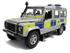Land Rover Defender 110 Police TD5 Detailed Diecast Model 1:18 Universal Hobbies