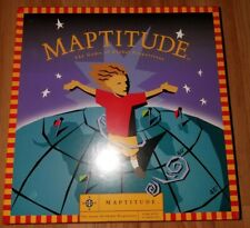 Fun Maptitude The Game of Global Proportions Homeschool World Geography Ages 10+