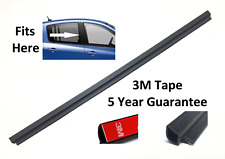 Rear Side Glass Window Seal For Renault Clio 8200341503 - 5 YEAR GUARANTEE