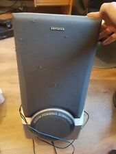 aiwa speakers grey i colour in good condtion model number sx-wzl500