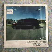 LP ~ KENDRICK LAMAR - Good Kid, m.A.A.d City ~ NEW ~ Import