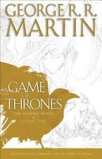 A Game of Thrones: The Graphic Novel: Volume Four by George R.R. Martin Hardcove