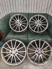"""GENUINE 18"""" Mercedes-Benz A C CLA Class W176 AMG 18 inch Alloy Wheels"""