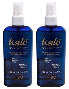 INGROWING KALO INGROWN HAIR TREATMENT REMOVE WAXING SHAVING IRRITATIONS RAZOR X2