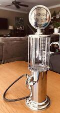 Decorative Retro Gas Station Pump Beverage Dispenser - Decoration/Parts Only