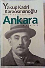 ANKARA free shipping from USA yeni gibi TURKCE
