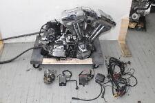 1991 HARLEY-DAVIDSON TOUR GLIDE EVO ENGINE MOTOR KIT CARB ECU WIRES 1340 TRANS
