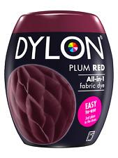 DYLON 350g Plum Red Machine Dye Pod