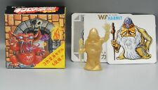 Japanese NECLOS FORTRESS keshi figure HERMIT rubber monster w/card part 5 + BOX
