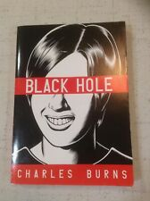 Black Hole by Charles Burns Trade Paperback