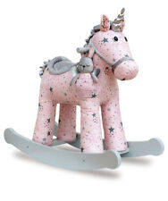 Little Bird Told Me Celeste & Fae Rocking Unicorn - Suitable From 12 Months