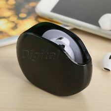 Black Automatic Cord Winder ABS Cable Protector Box For Eliminate Tangles Cords