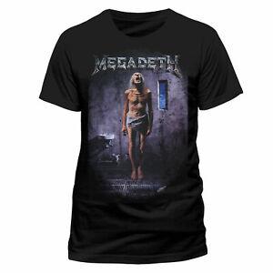 Megadeth T Shirt Countdown To Extinction OFFICIAL Album Cover NEW S M L XL