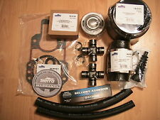 Mercruiser Transom Bellows Service Kit Gimbal Alpha 1 + U-JOINTS AND ADHESIVE