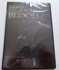 Taught In Cold Blood (DVD, 2014) Usually ships within 12 hours!!!
